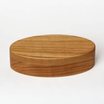 Schmuckschatulle aus Kirschholz